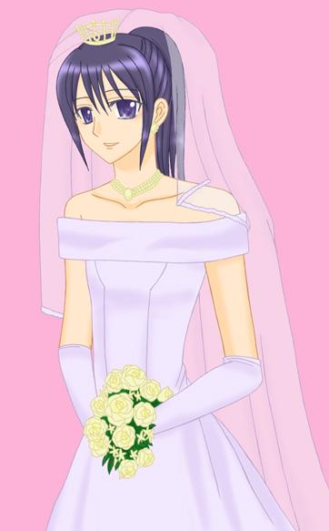 花嫁ユーリ
