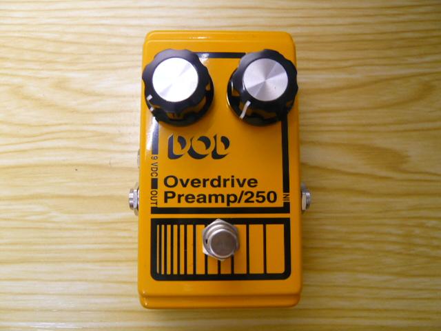 DOD OverDrivePreamp/250