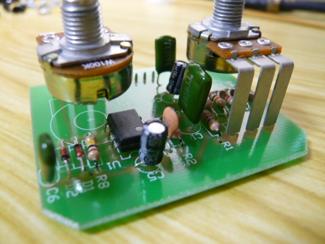 DOD OverDrivePreamp/250 基板