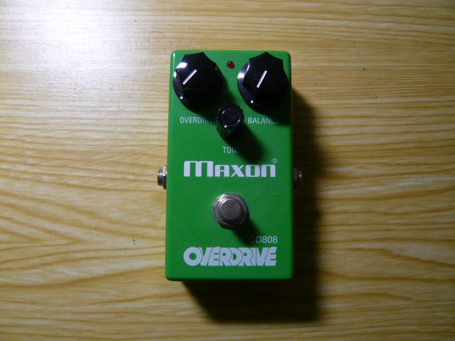 MAXON Over Drive OD808