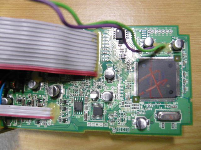 BOSS DynaDrive DN-2 基板
