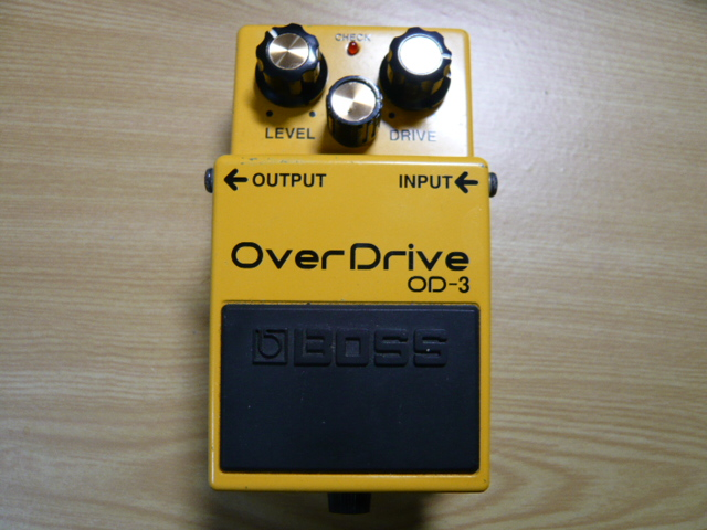 BOSS Over Drive OD-3