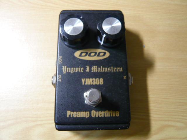 DOD PreampOverDrive/YJM308