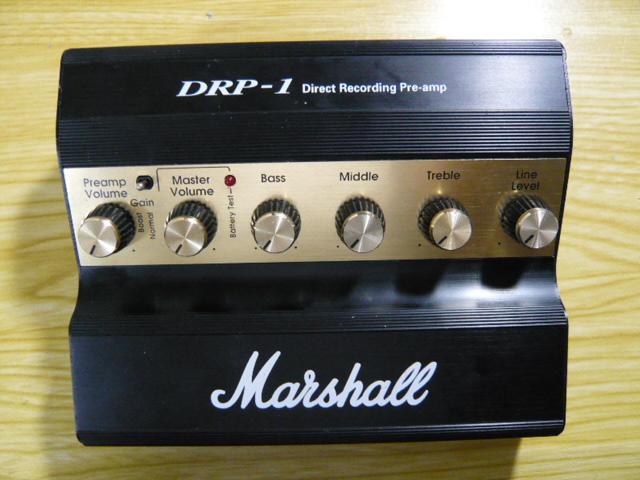 marsahll DRP-1
