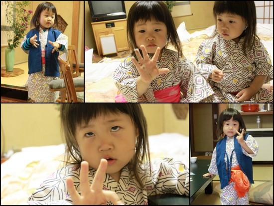 2歳9カ月 神戸旅行1