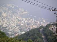 熱海の街です