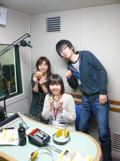 1014AIR-G'ラジオ収録