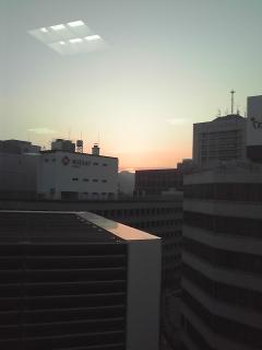 静岡都会の夕日2081018_1654~01