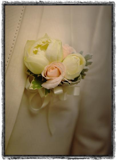 熊本 結婚式場 ブートニア