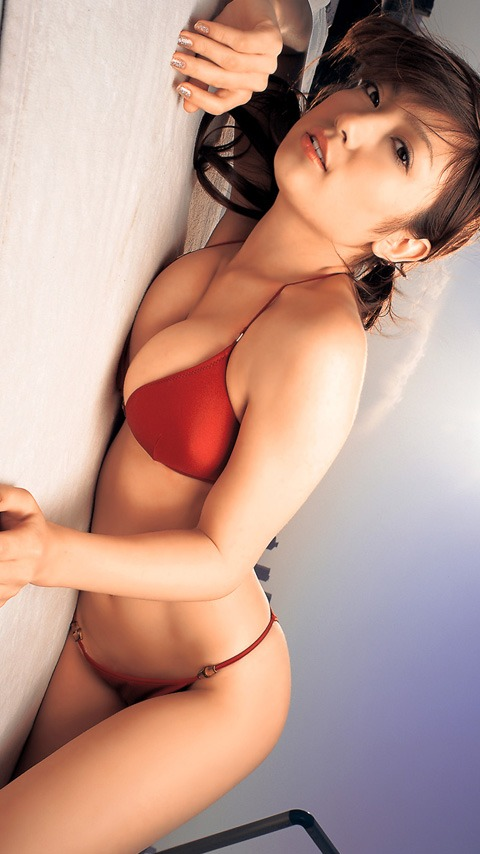 お宝画像 Juicy Girl featuring熊田曜子 Love Sex & Love Body