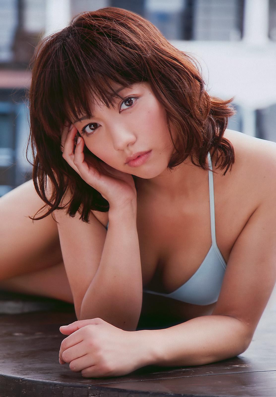 甲斐まり恵(お天気キャスター) 初水着写真集 TURN