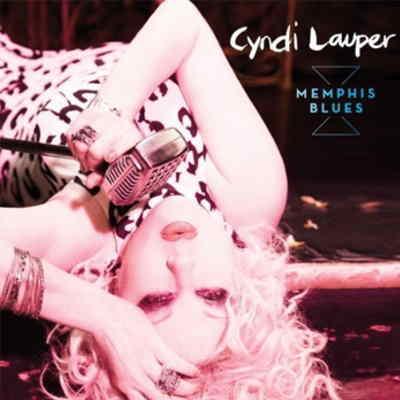 シンディ・ローパー(Cyndi Lauper) メンフィス・ブルース(初回限定CD+DVD)