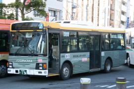 富士急BUS  エルガミオE4054