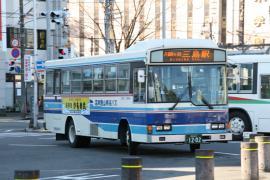 東海バス レインボー旧型
