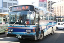 東海バス 富士5E