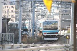 209-500@ヨコハマ駅