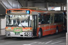 江ノ電バス PKG-AA274PAN