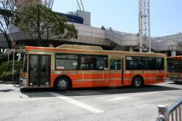 江ノ電バス 側面1