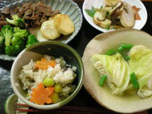 20091114日野お料理教室01
