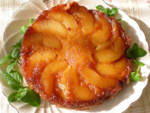 20091121アップルケーキ