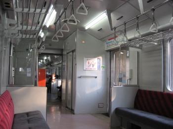 鳴子行き電車