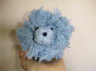 ライオン君 おもちゃ