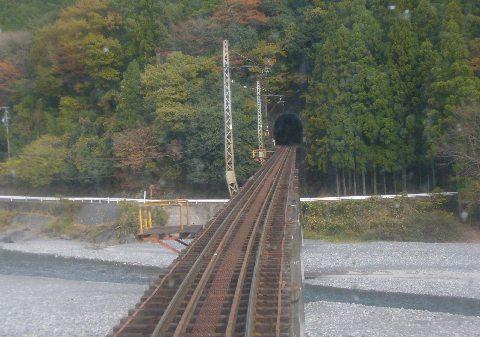 大井川鐵道の橋