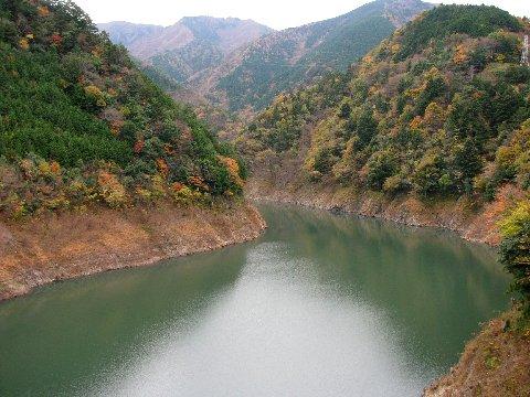 湖上駅周辺の景色