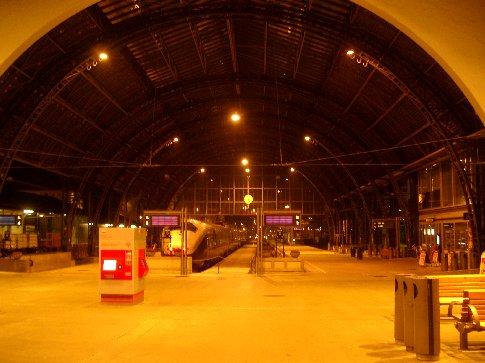 ベルゲン駅