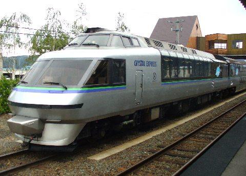 クリスタルエクスプレス(リゾート列車)