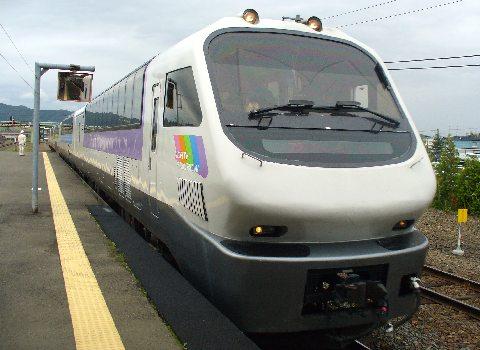 ノースレインボーエクスプレス(リゾート列車)