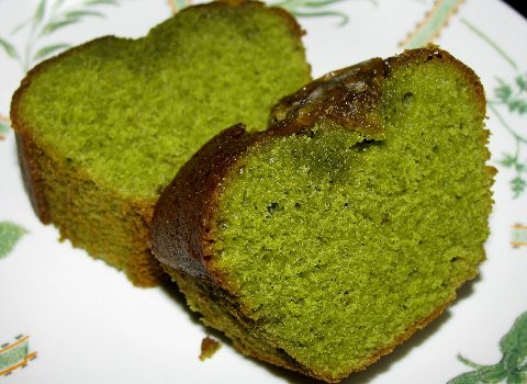雅正庵のパウンドケーキ