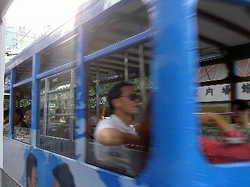 香港トラム-4