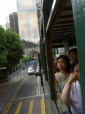 香港トラム-5