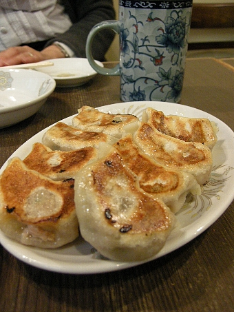 東陽町餃子