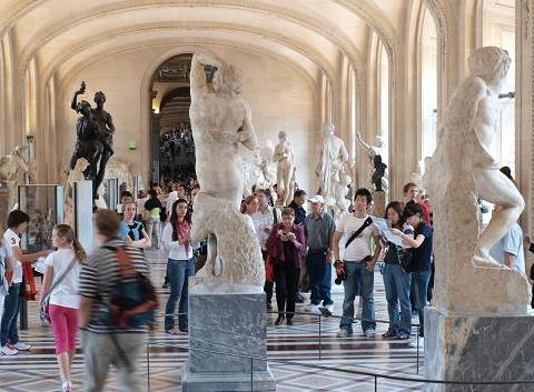 イタリア彫刻館 070