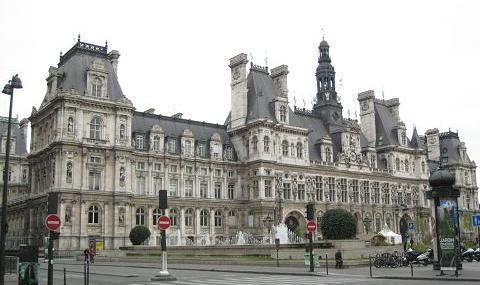 パリ市庁舎 003