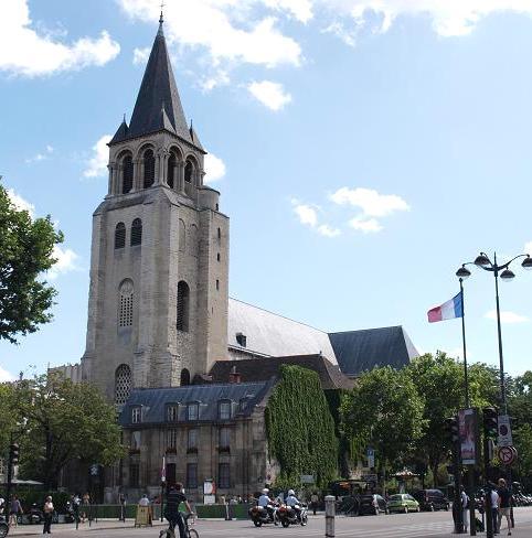 サンジェルマン教会 097