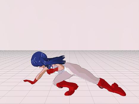 武者巫女トモエ4304