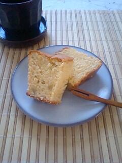 三温糖のさつまいもパウンドケーキ