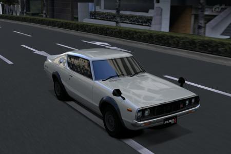 東京・ルート246 ハコスカ
