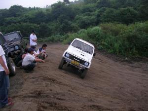 2006.7.30フジガネ走行会スナップ 022
