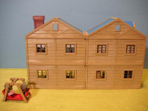 クマファミリーの家26