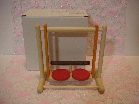 木製ブランコ01
