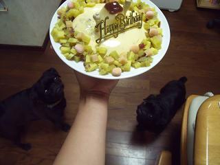 ぺちゃ・のん&ケーキ①