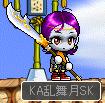 KA乱舞月SK 218