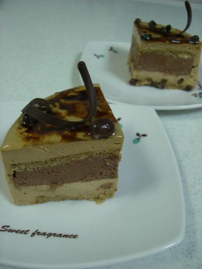 2009fleulクリスマスケーキカット