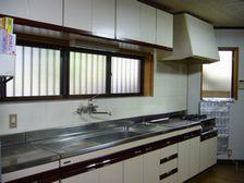 台所邸 旧キッチン