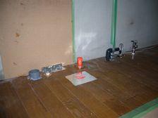 台所邸 配管3