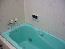 台所邸 風呂の様子